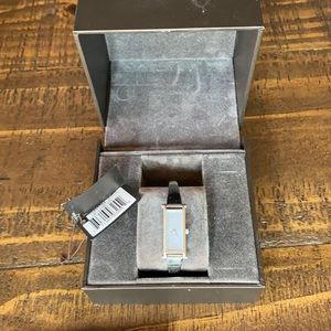 Gucci Blue Grey Stainless Steel 1500P Watch